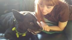 Carla and Betty Dog